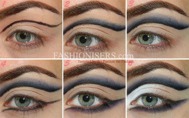 Arabic Eye Makeup Tutorial