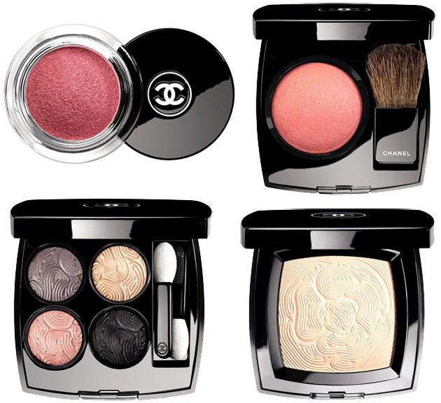 Chanel Jardin de Camélias Spring 2014 Makeup Collection