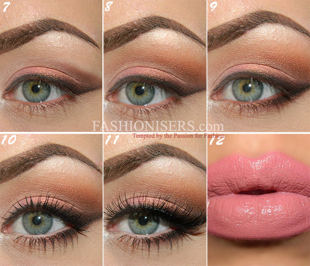 Simple And Chic Prom Makeup Tutorial Fashionisers