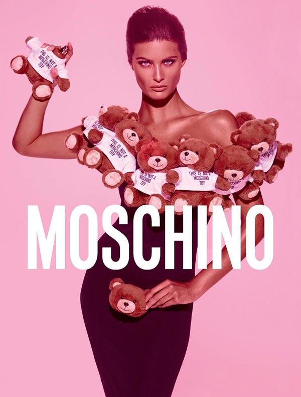 Jeremy Scott's New Moschino Teddy Toy Fragrance