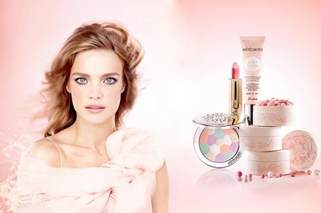 Guerlain Les Tendres Spring 2015 Makeup Collection
