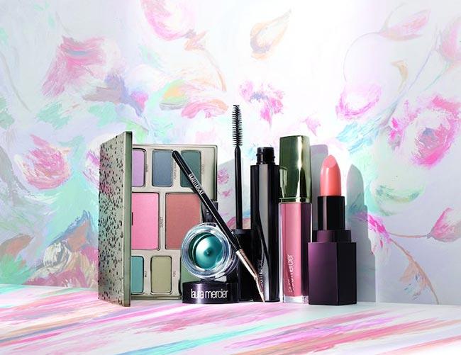 Laura Mercier Colour Story Spring 2015 Makeup Collection