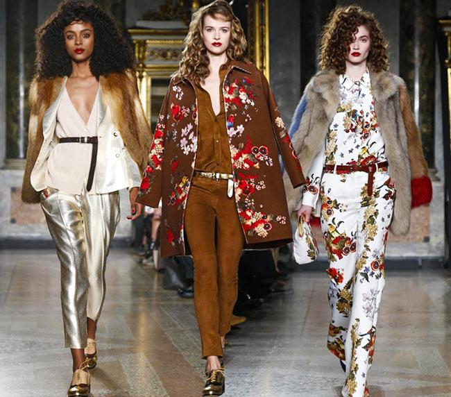 Blugirl Fall/Winter 2015-2016 Collection - Milan Fashion Week