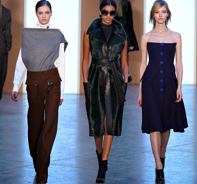 Derek Lam Fall/Winter 2015-2016 Collection - New York Fashion Week