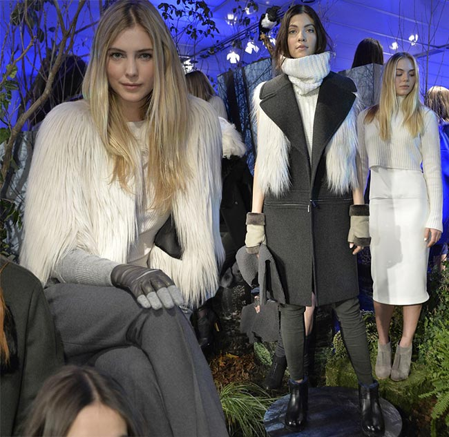 Elie Tahari Fall/Winter 2015-2016 Collection - New York Fashion Week