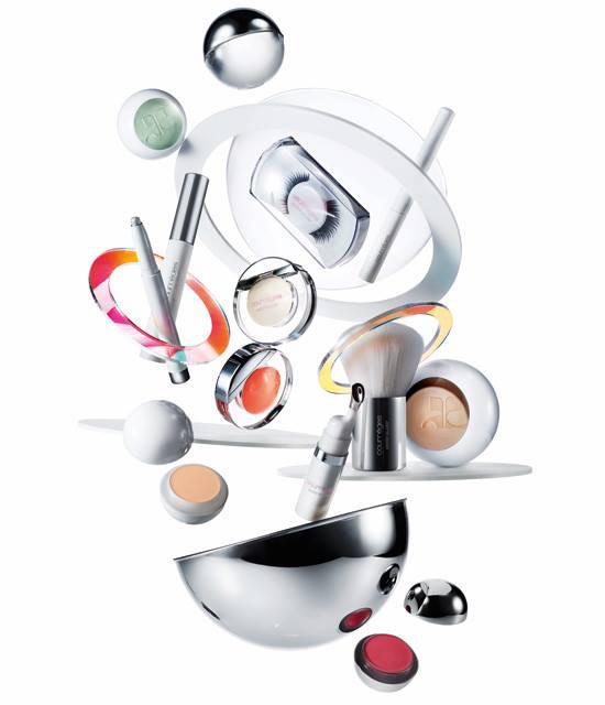 Estee Lauder Courreges Spring 2015 Makeup Collection