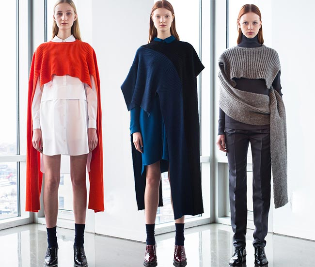 ICB by Prabal Gurung Fall/Winter 2015-2016 Collection – New York Fashion Week