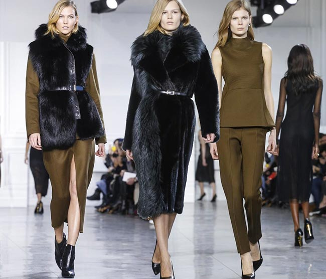 Jason Wu Fall/Winter 2015-2016 Collection – New York Fashion Week