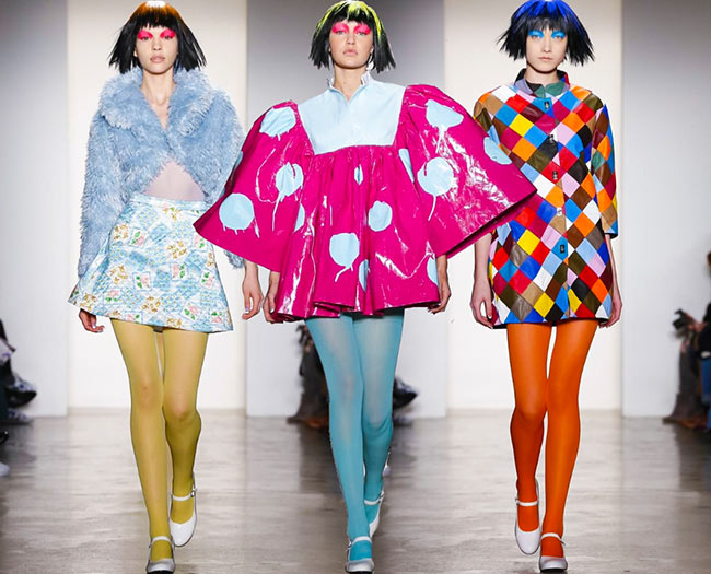 Jeremy Scott Fall/Winter 2015-2016 Collection - New York Fashion Week