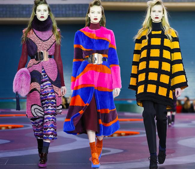 Roksanda Ilincic Fall/Winter 2015-2016 Collection - London Fashion Week