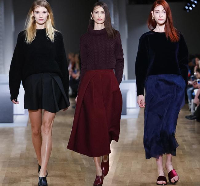 Tibi Fall/Winter 2015-2016 Collection – New York Fashion Week