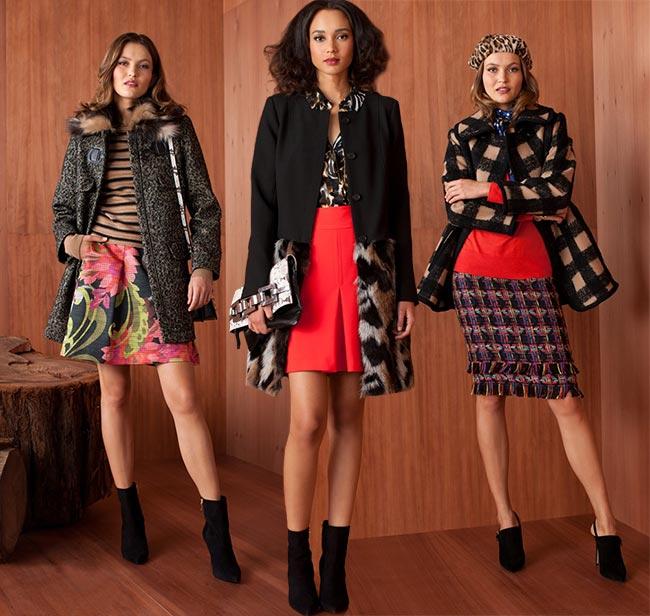 Trina Turk Fall/Winter 2015-2016 Collection - New York Fashion Week