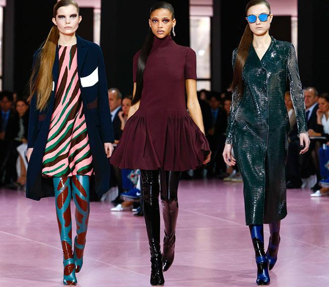 Christian Dior Fall/Winter 2015-2016 Collection - Paris Fashion Week