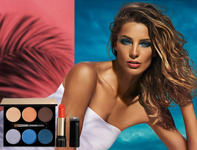 Lancome French Paradise Summer 2015 Makeup Collection
