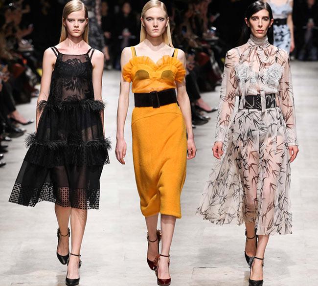 Rochas Fall/Winter 2015-2016 Collection - Paris Fashion Week