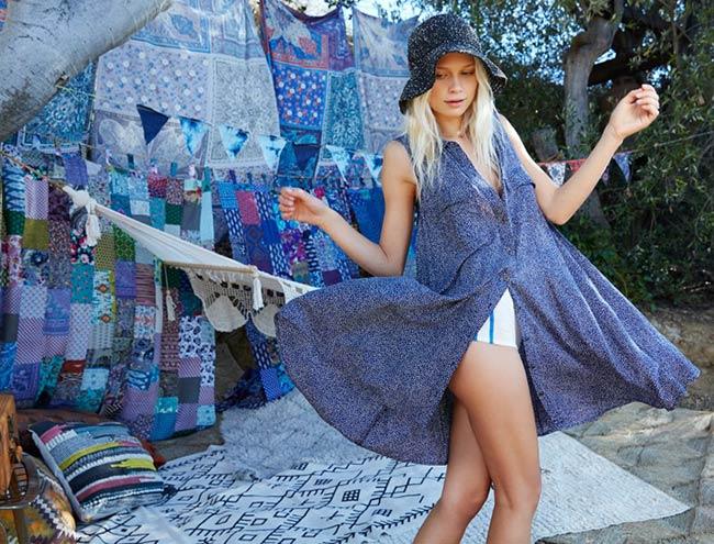 Urban Outfitters Festival Season 2015 Lookbook
