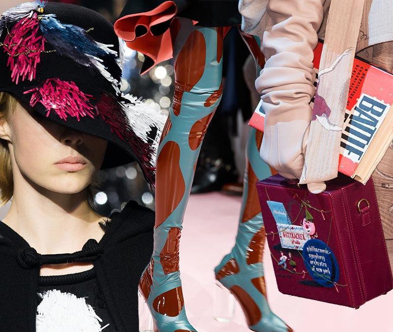 The Best Fall 2015 Accessories from The Fashion Week