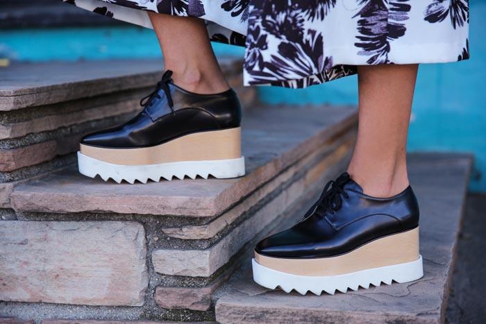 Trendy Spring/ Summer 2015 Platform Shoes
