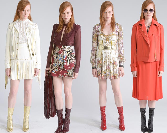 Just Cavalli Resort 2016 Collection