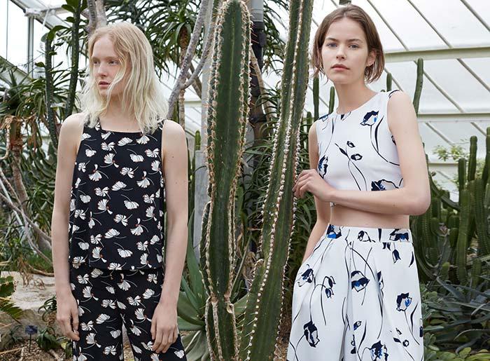Zara Summer 2015 Print Collection