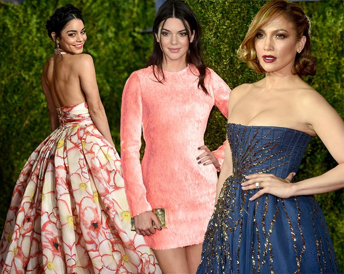 Tony Awards 2015 Red Carpet Fashion