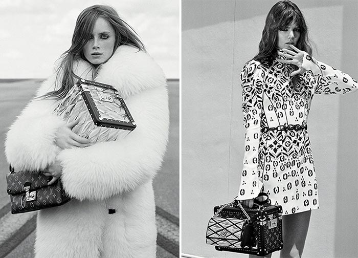 Louis Vuitton Fall 2015 Campaign