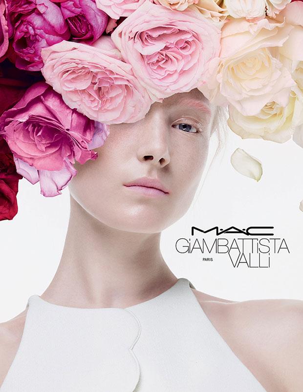 Full Giambattista Valli for MAC Summer 2015 Collection