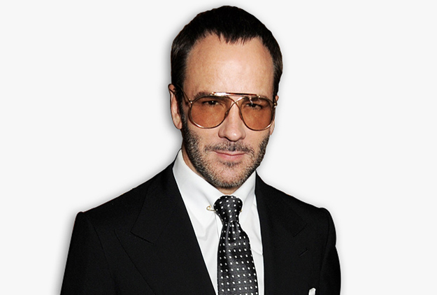 Tom Ford Launches on Net-a-Porter