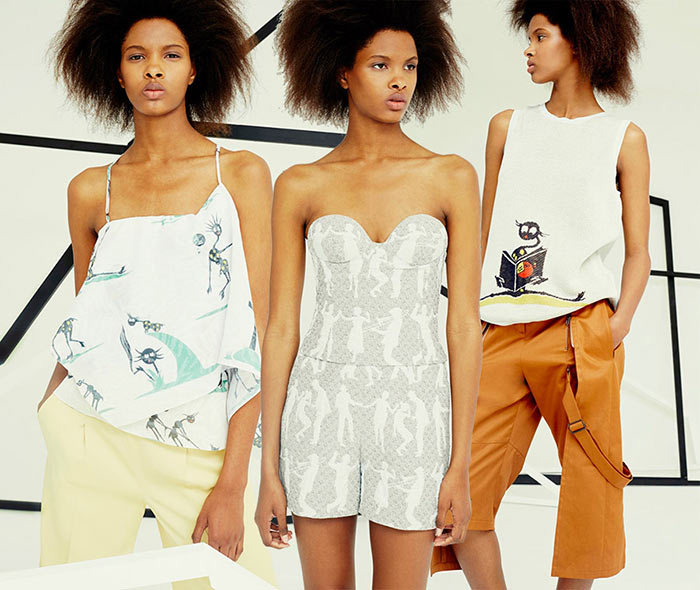 Chalayan Resort 2016 Collection