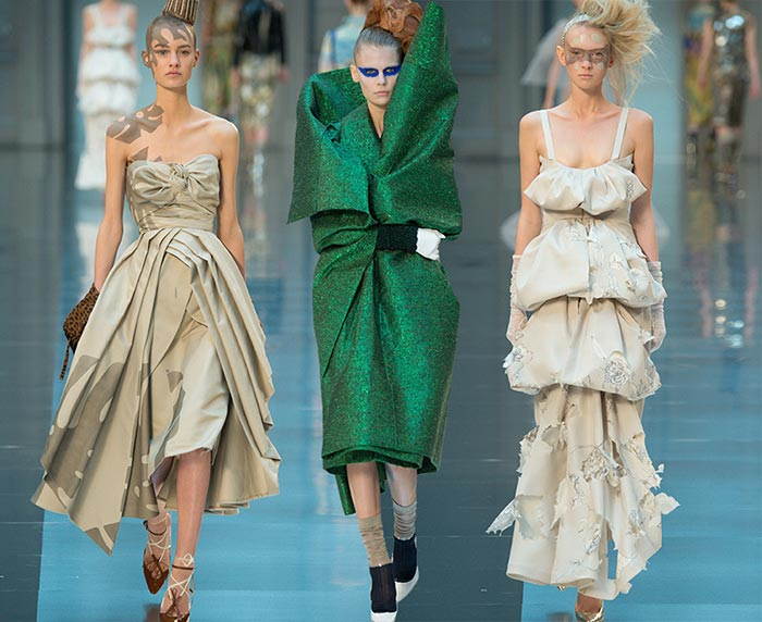 Maison Margiela Couture Fall/Winter 2015-2016 Collection