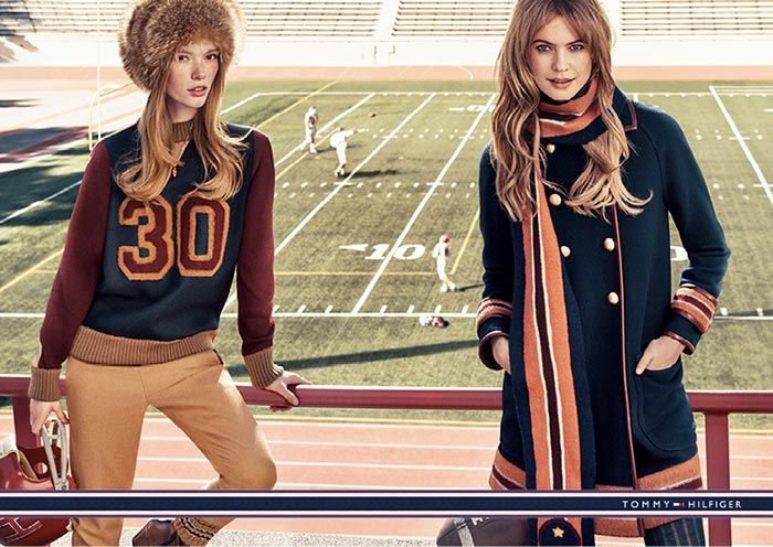 Tommy Hilfiger Fall 2015 Campaign