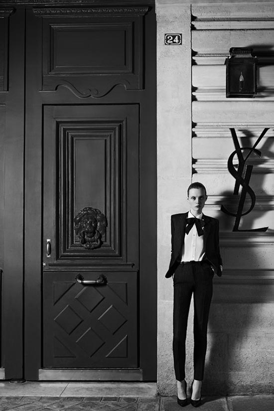 Yves Saint Laurent Couture Is Again a Thing!