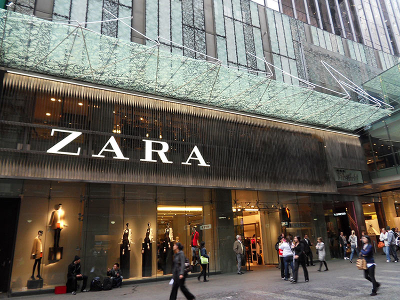 Zara's Parent Inditex Is Now Valued at More Than $100 Billion