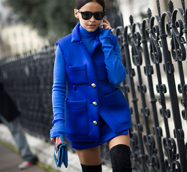Fall 2015 Over-The-Knee Boots