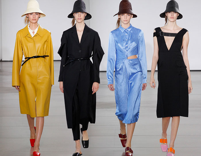 Jil Sander Spring/Summer 2016 Collection
