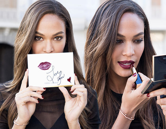 Joan Smalls for Estee Lauder Pure Color Envy Matte Sculpting Lipstick
