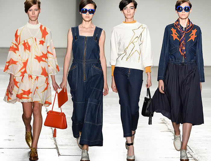 Karen Walker Spring/Summer 2016 Collection