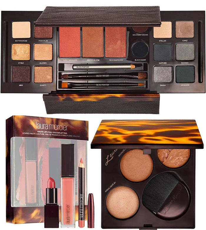 Laura Mercier Holiday 2015 Makeup Sets