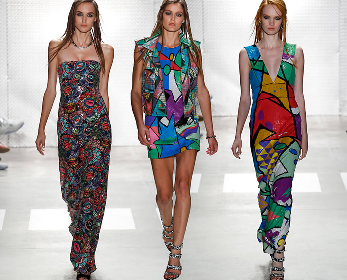 Nicole Miller Spring/Summer 2016 Collection