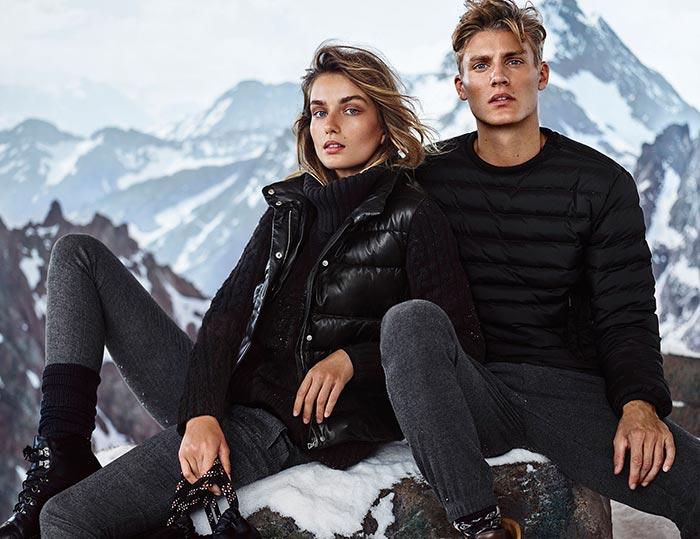 Massimo Dutti Apres Ski Fall/ Winter 2015-2016 Collection