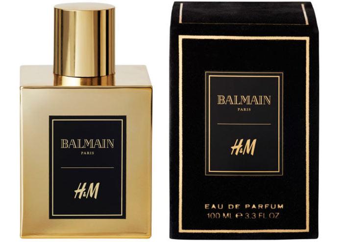 H&M x Balmain Eau de Parfum