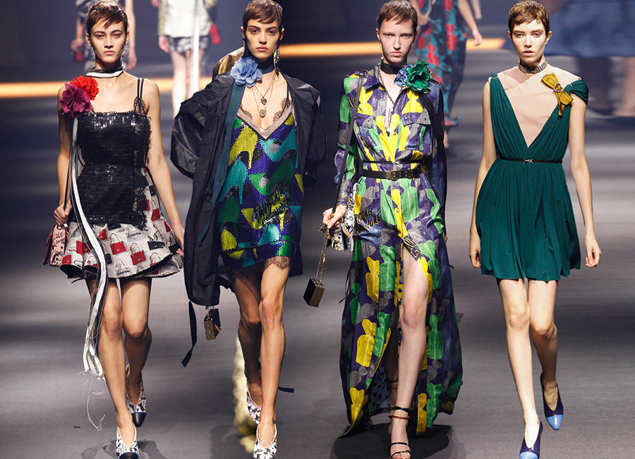 Lanvin Spring/Summer 2016 Collection