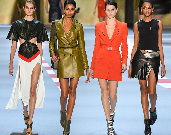 Mugler Spring/Summer 2016 Collection