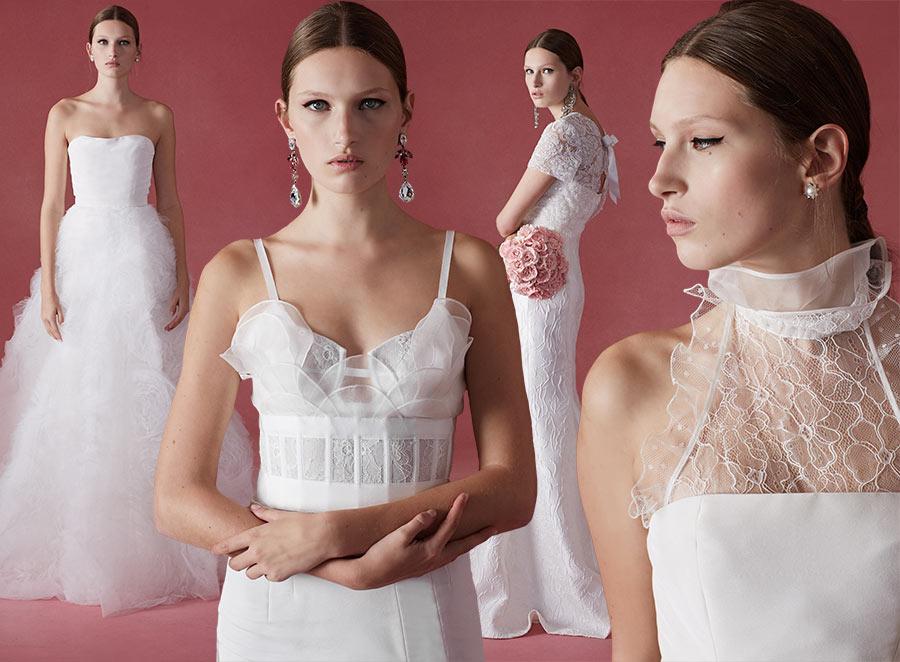 Oscar de la Renta Fall 2016 Bridal Collection