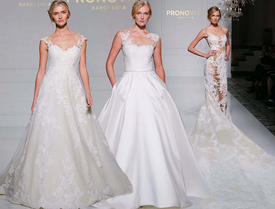 Pronovias Fall 2016 Bridal Collection