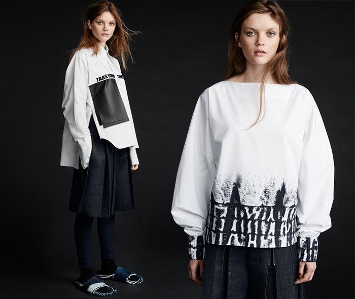 Ximon Lee for H&M 2015 Lookbook
