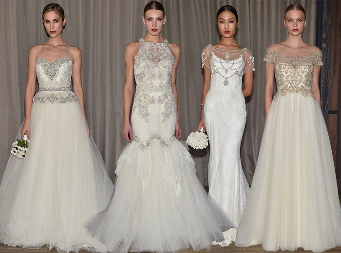 Badgley Mischka Fall 2016 Bridal Collection