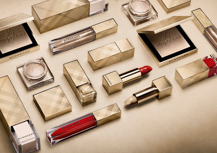Burberry Festive Beauty Holiday 2015 Makeup Collection