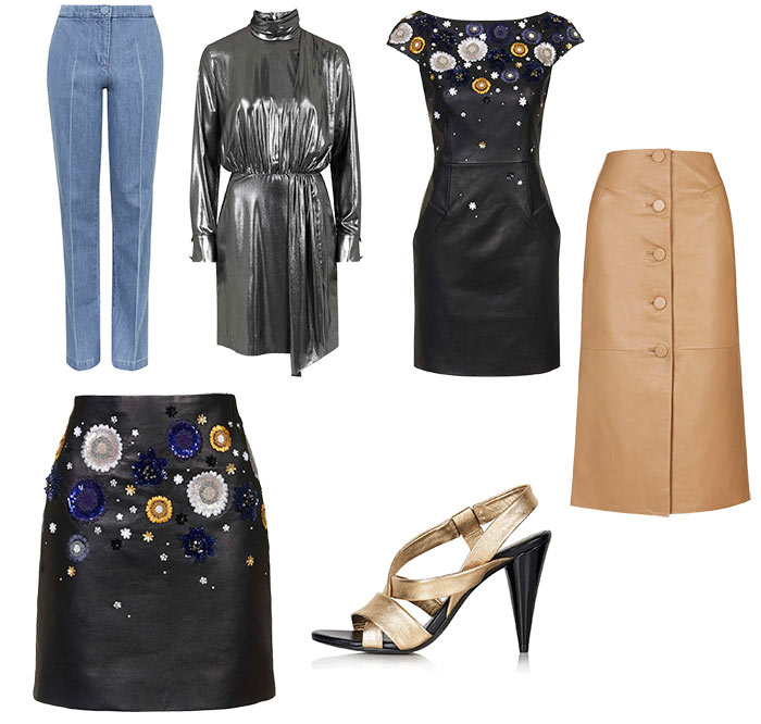 Topshop's Resort 2016 Collection