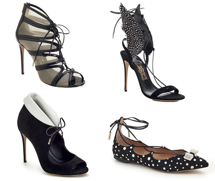 Edgardo Osorio x Salvatore Ferragamo Shoe Line 2015